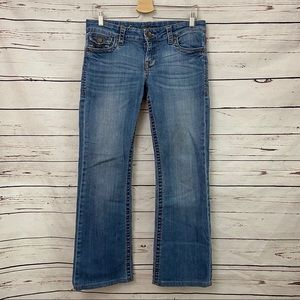 Kut From the Kloth Kate Low Rise Jeans 8